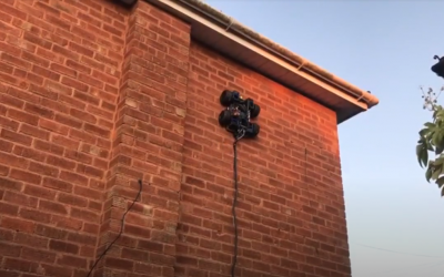 Wall Climbing Robots